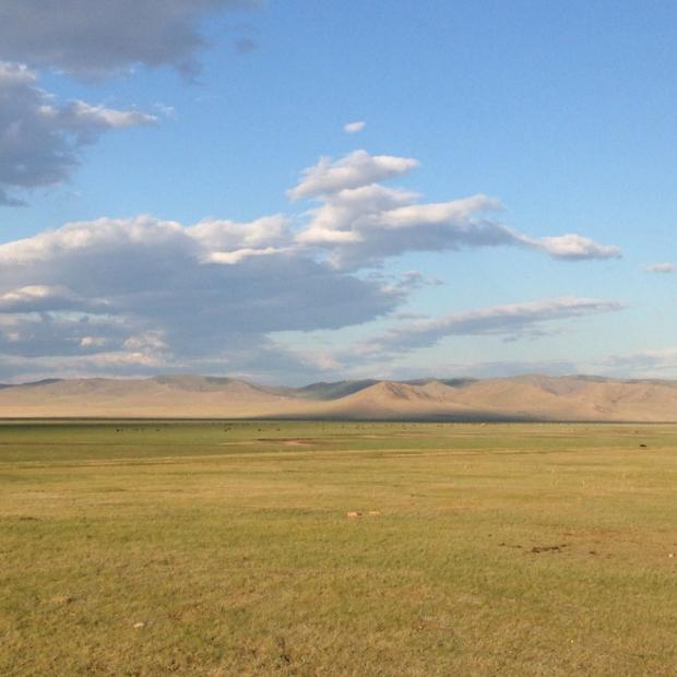 Mongolie_steppe